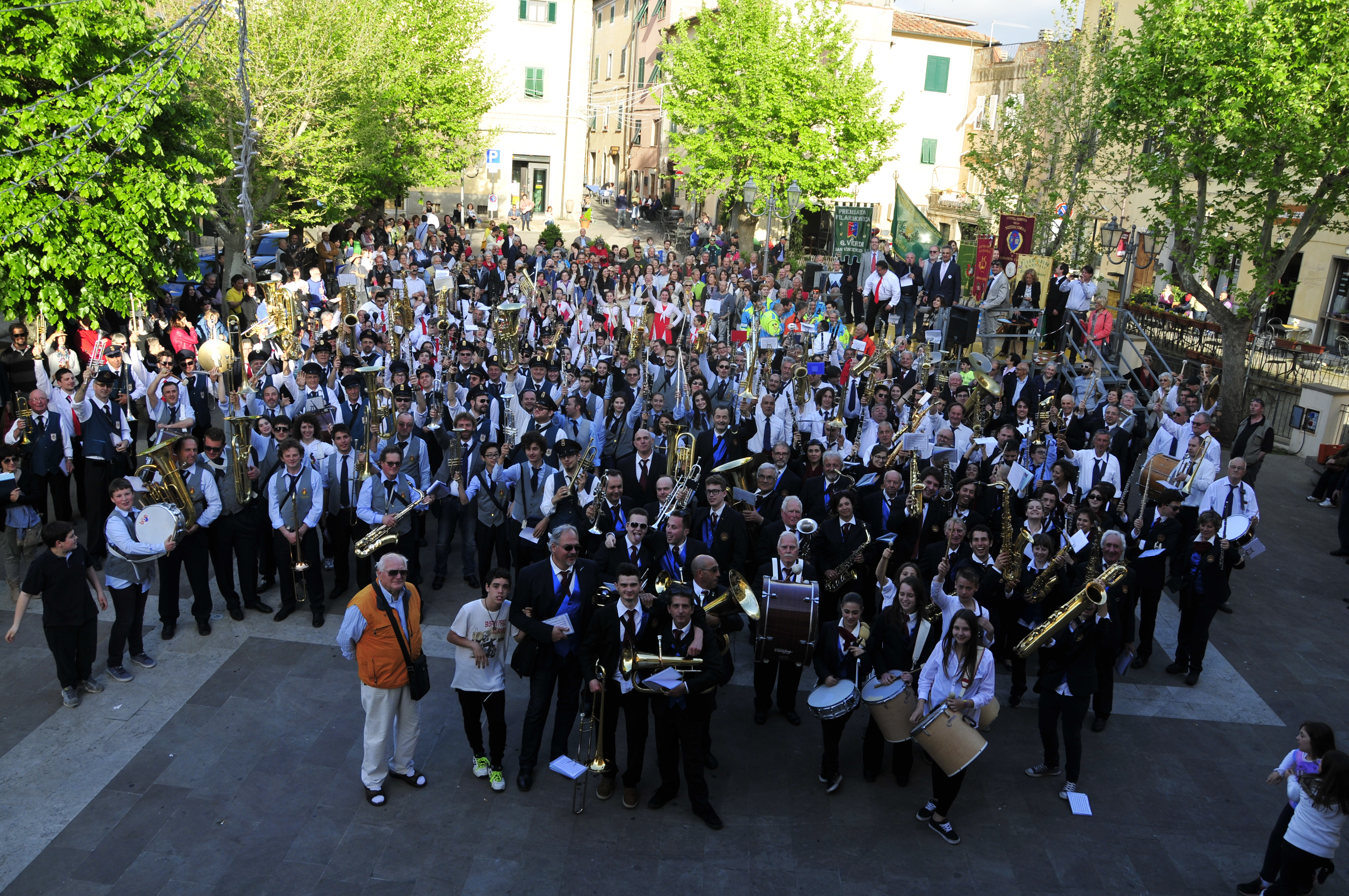2^Rassegna Bandistica Feste Triennali 2015
