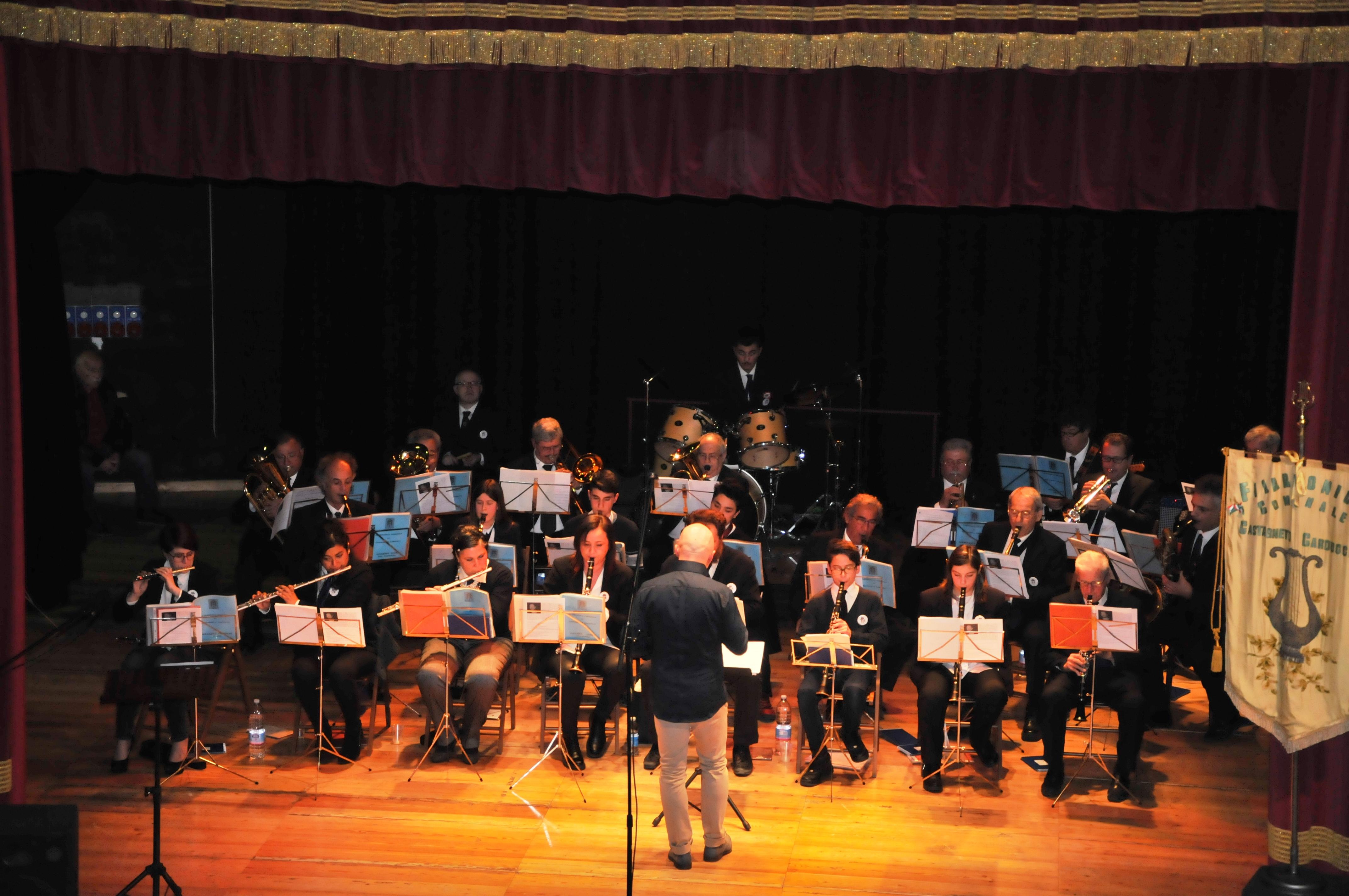 Concerto in occasione del 155°anniversario dell'Unità d'Italia
